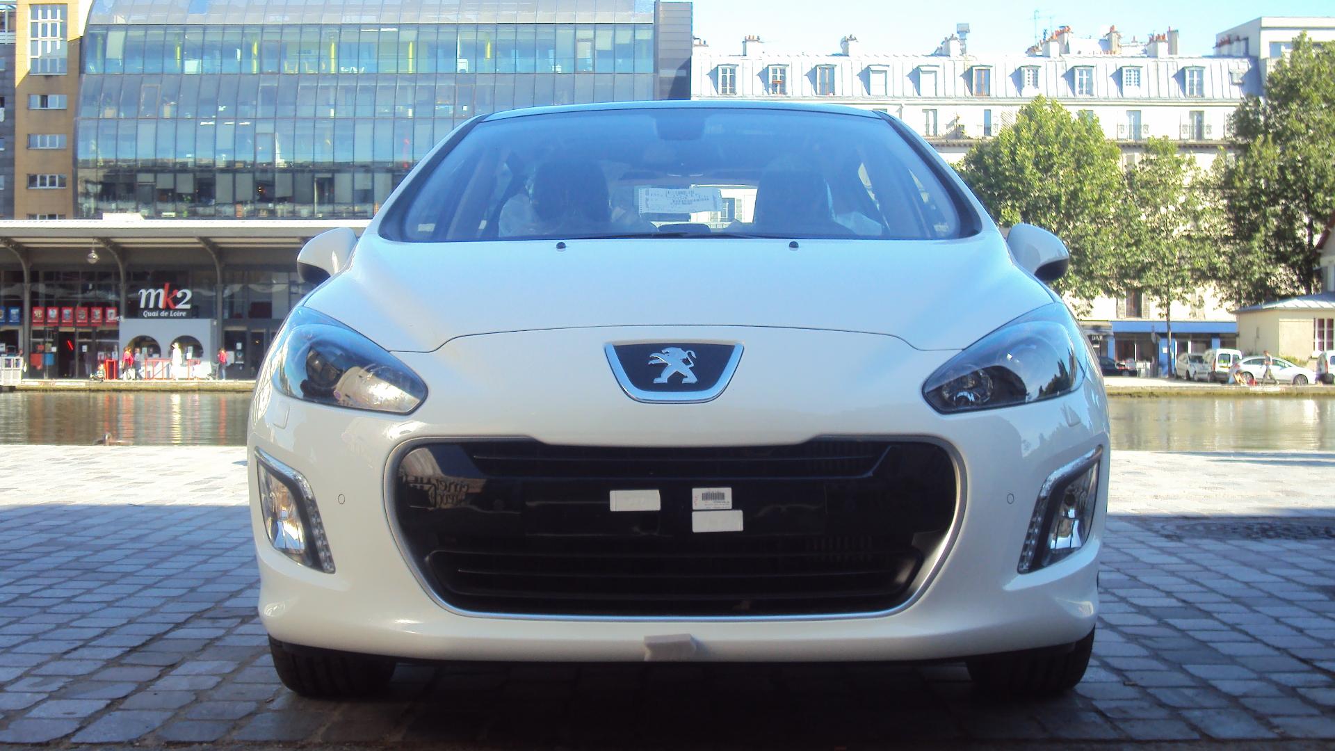 Auto algerie peugeot 308 163 ch 2 0 hdi allure 163 ch bva - Rideau metallique electrique algerie ...