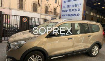 DACIA LODGY complet